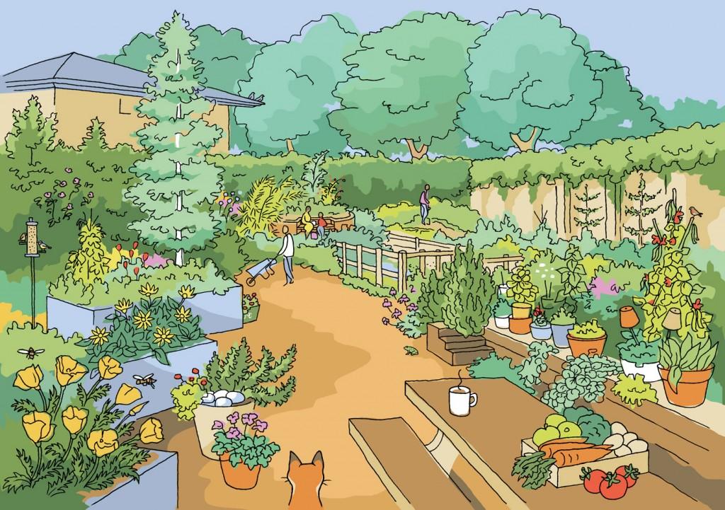King Henry's Walk Garden N1