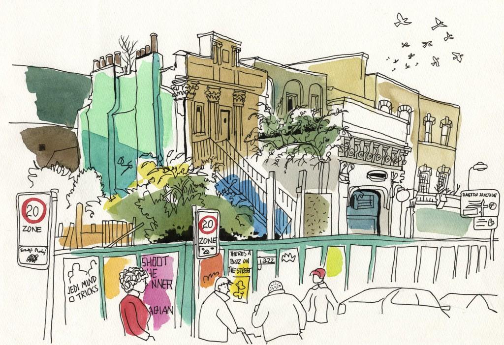 The Old Theatre - Dalston Lane