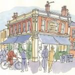 Market Cafe - Broadway Market