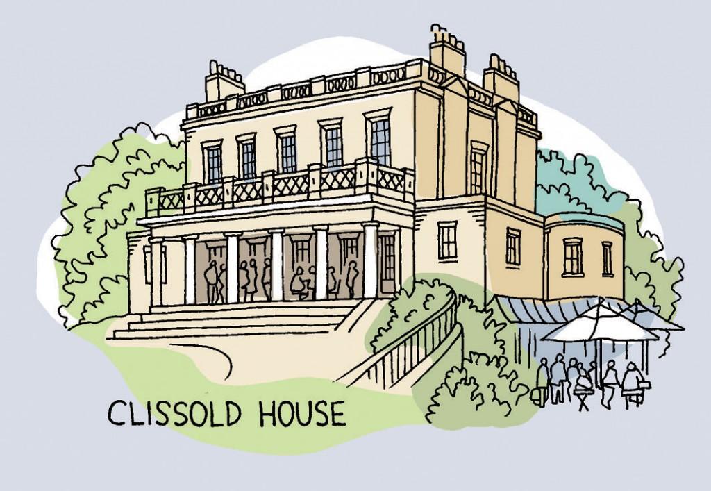 Clissold House, Stoke Newington, London N16