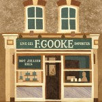 F. Cooke, Broadway Market, London E8
