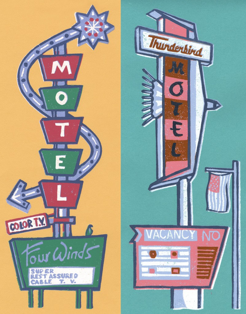 Four Winds and Thunderbird Motels
