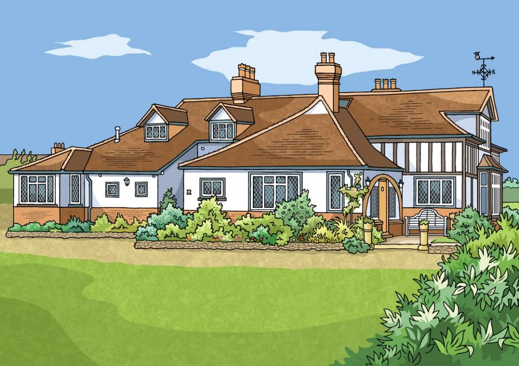 Surrey House