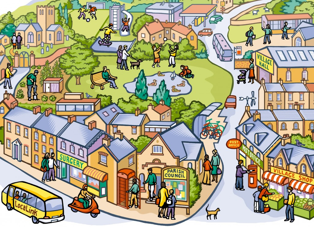 For educational project in Oxfordshire
