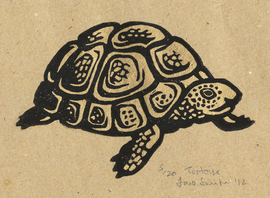 Golden Tortoise