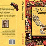 Cover illustration for The Glass Trumpet - Mark Cairns www.theglasstrumpet.com