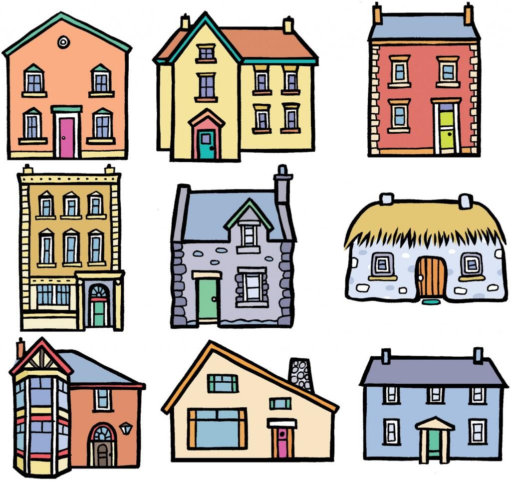 Houses - Times Educational Supplement, Teacher Magazine