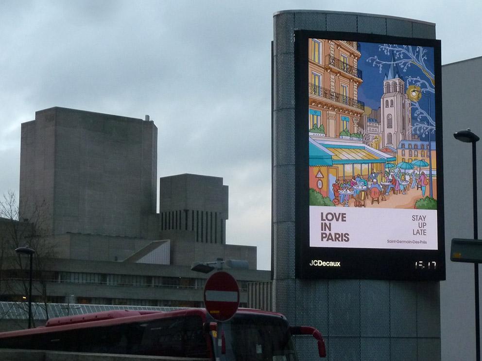 Waterloo Bridge site, London