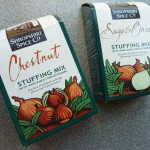 Stuffing packaging for Shropshire Spice Company