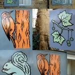 Shutter images for The Garden Classroom, London N1