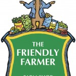 Display for The Friendly Farmer farm shop and cafe