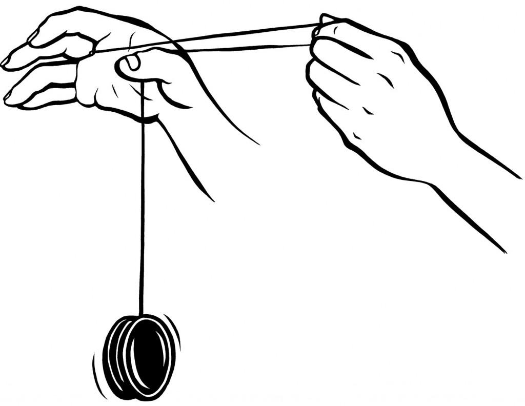 Yoyo tricks for Haldon Mason Publishing