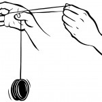 Yoyo tricks for Haldon Mason Publishing